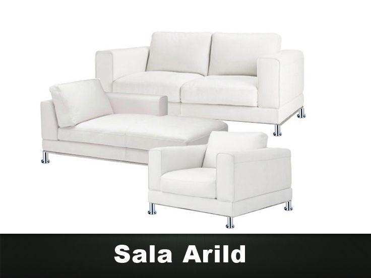 Sala Arild 3 piezas, Muebles para Sala Escandina Muebles Modernos
