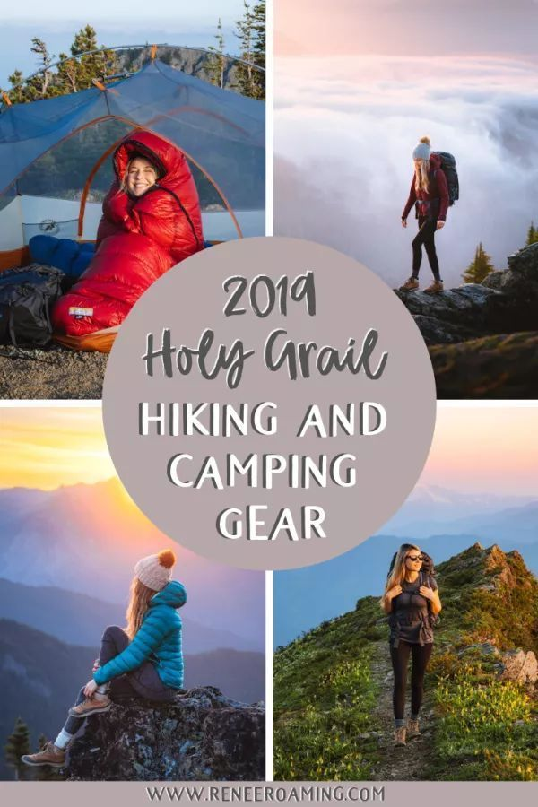 Photo of Holy Grail Hiking and Camping Gear: 2019 Edition – Renee Roaming