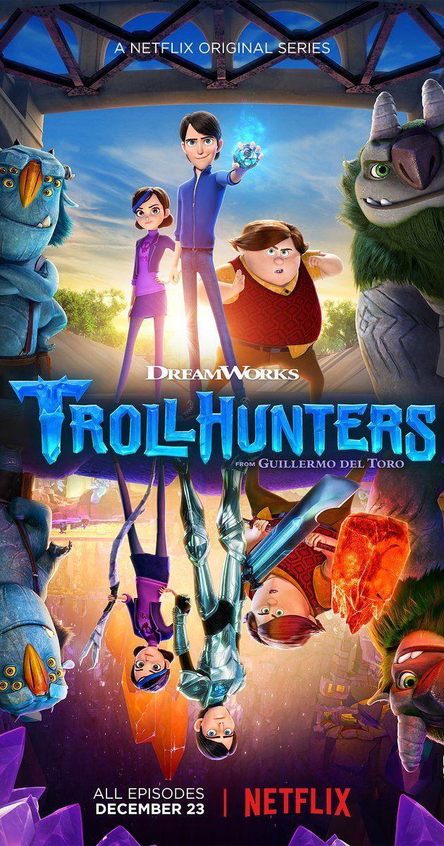 Trollhunters (TV Series 2016– ) - IMDb | Birthday ideas for
