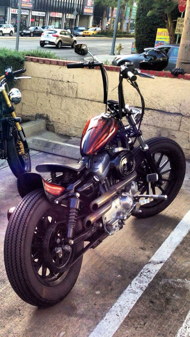 2001 sportster 883 motorcycles pinterest sportster 883 bobbers and choppers. Black Bedroom Furniture Sets. Home Design Ideas