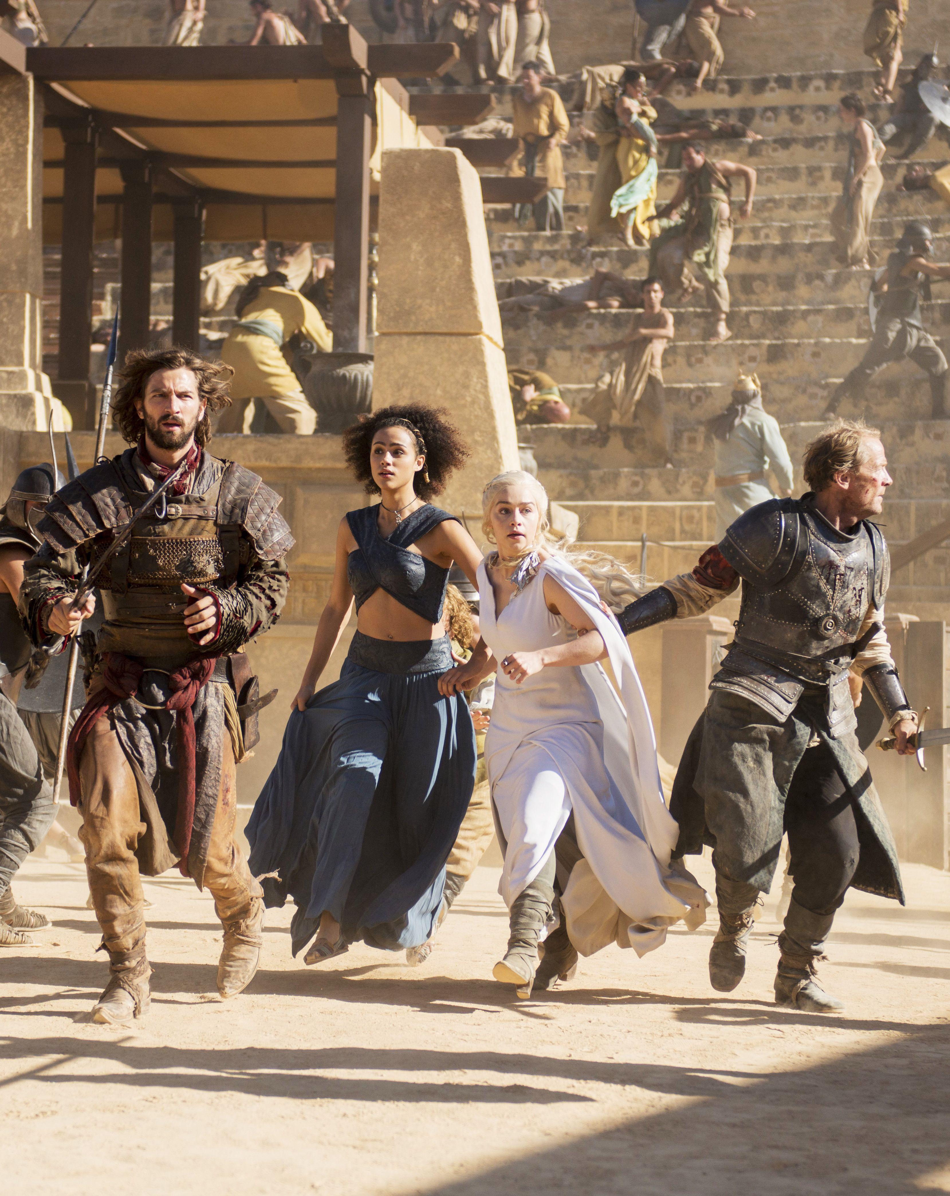 Game Of Thrones Season 5 Episode 9 Filmes Serie De Televisao
