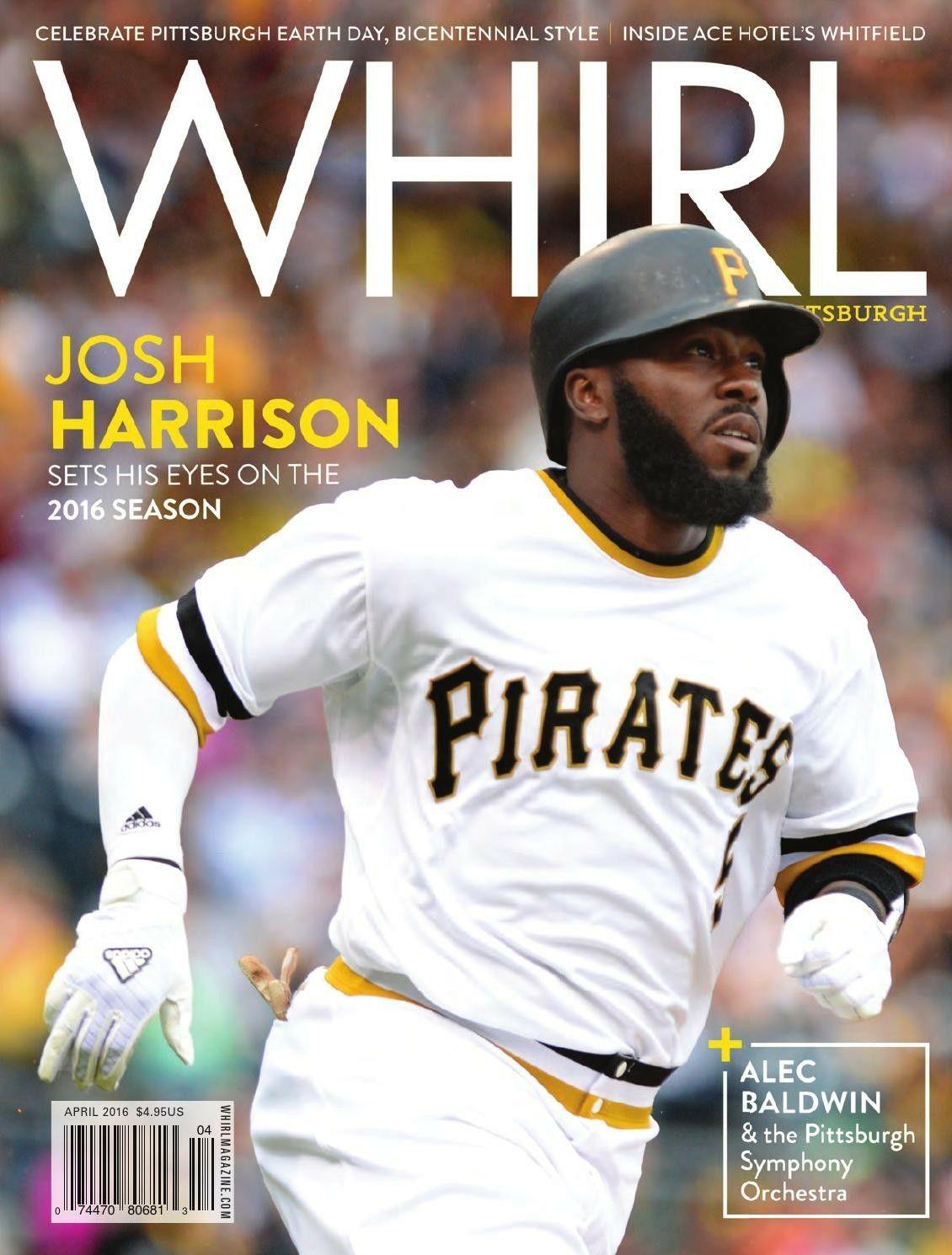 WHIRL Magazine May 2016