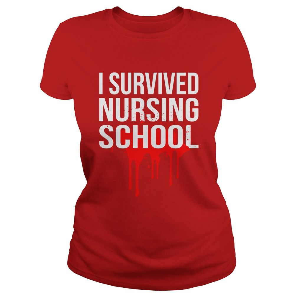 I Survived Nursing School T-Shirt #gift #ideas #Popular #Everything #Videos #Shop #Animals #pets #Architecture #Art #Cars #motorcycles #Celebrities #DIY #crafts #Design #Education #Entertainment #Food #drink #Gardening #Geek #Hair #beauty #Health #fitness #History #Holidays #events #Home decor #Humor #Illustrations #posters #Kids #parenting #Men #Outdoors #Photography #Products #Quotes #Science #nature #Sports #Tattoos #Technology #Travel #Weddings #Women