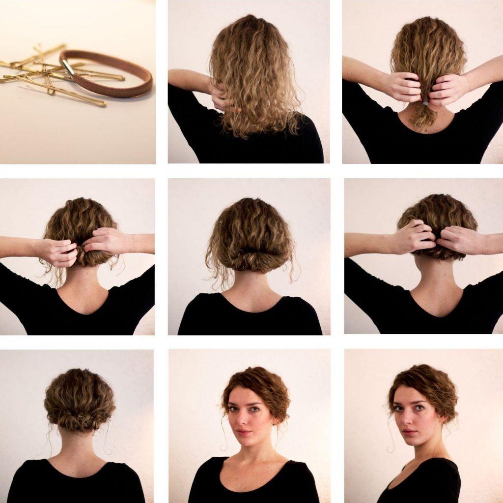 25 Peinados Para Cabello Corto Paso A Paso Bonitos Faciles Y Rapidos De Hacer Peinados Cabello Corto Peinados Pelo Corto Peinados Poco Cabello