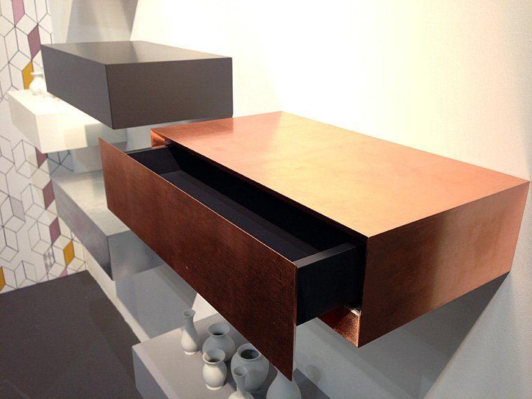 Kupfer Möbel möbel farben deko impressionen der imm cologne 2013 material