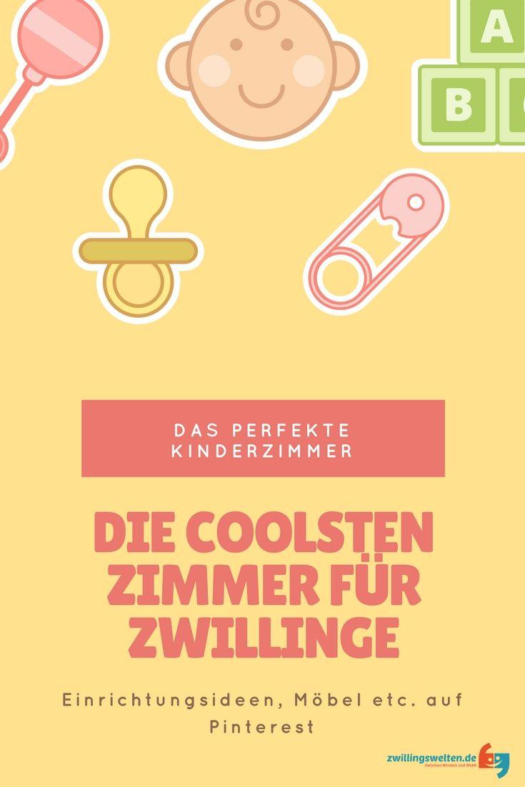 Awesome Coole Kinderzimmerideen, Einrichtungstipps, DIY, Stauraum Und Tolle Möbel  Für Kinderzimmer Für Zwillinge #
