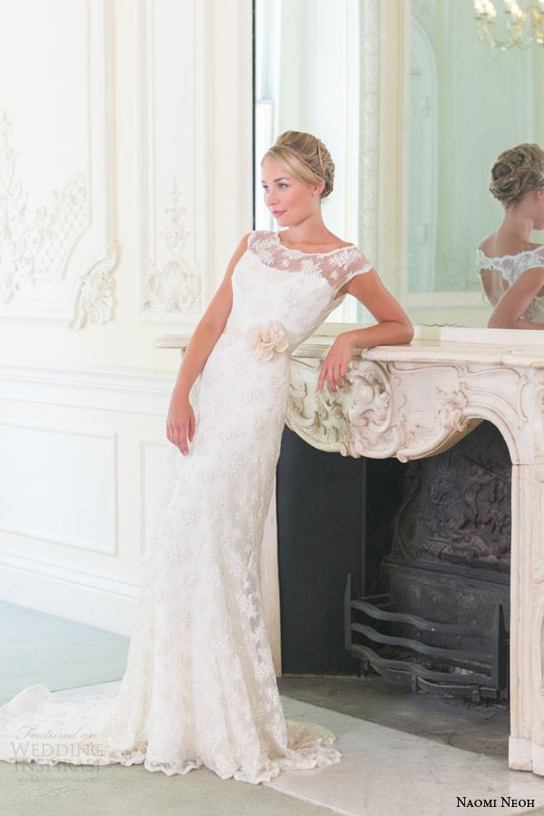 Naomi Neoh 2014 Wedding Dresses — Secret Garden Bridal Collection ...