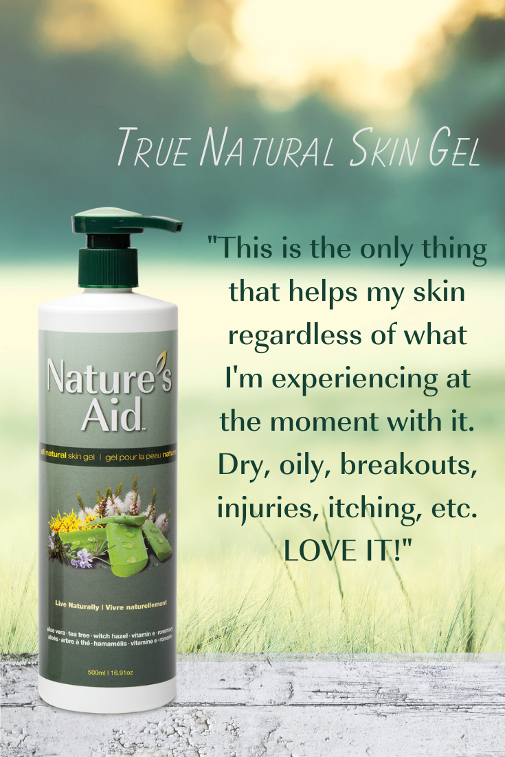 This True Natural Skin Gel Can Be Used From Head To Toe To Help Treat The Majority Of Skin Issues Made With Aloe Vera Tea Tree Witch Hazel Rosemary In 2020