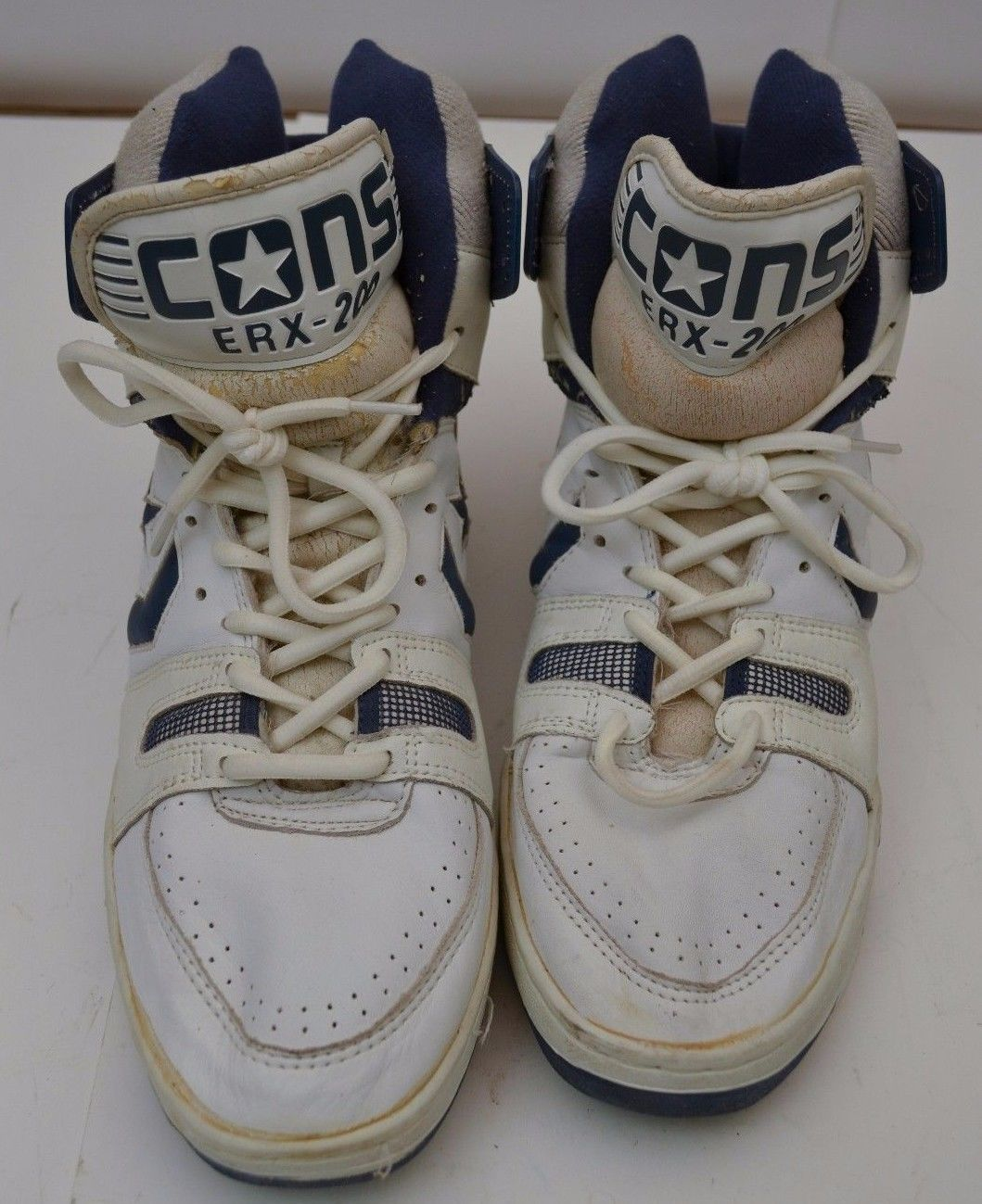 Vintage Converse Cons ERX200 Mens Size 135 US HighTops Made In Korea  Shoes NBA