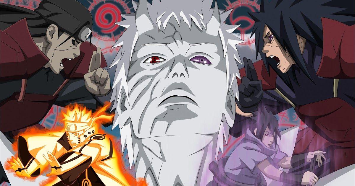 30++ 4k Resolution Anime Wallpapers Pc di 2020 Madara uchiha