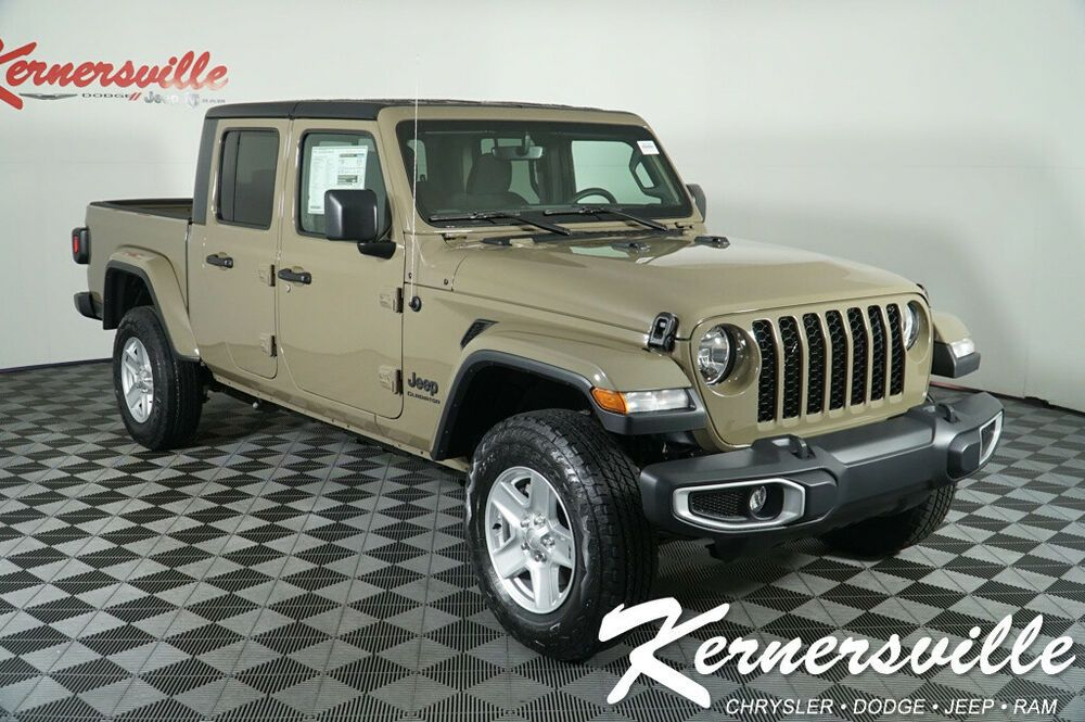 2020 Jeep Gladiator New 2020 Jeep Gladiator Sport 4wd V6 Crew Cab