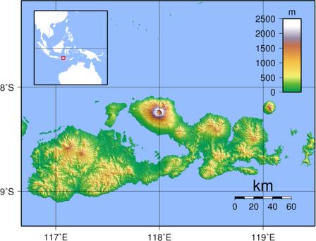 April 10 1815 Mount Tambora Blows Up Subduction Zone Indonesia Travel Subduction