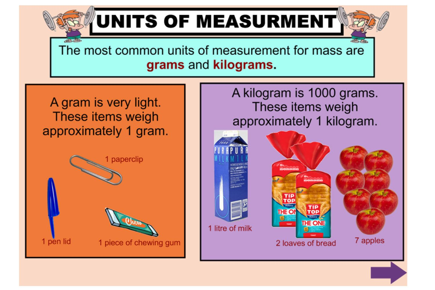 Pin By Taylor Nassen On Grams Vs Kilograms