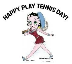 February 23 Play Tennis Day