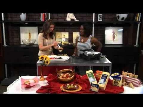 Tillamook & Panini Happy Blog on KGTV San Diego