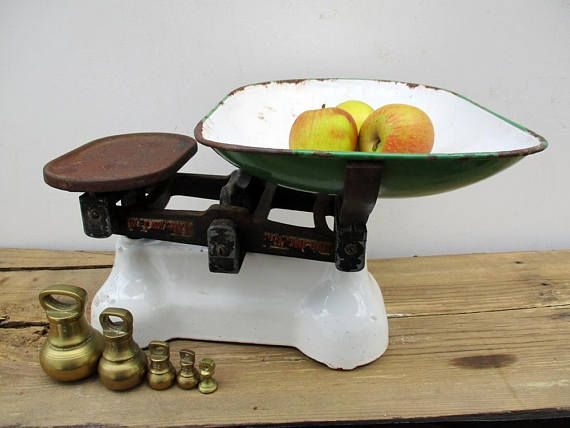 Your Place To Buy And Sell All Things Handmade Vintage Kitchen Kitchen Scale Winter Decor