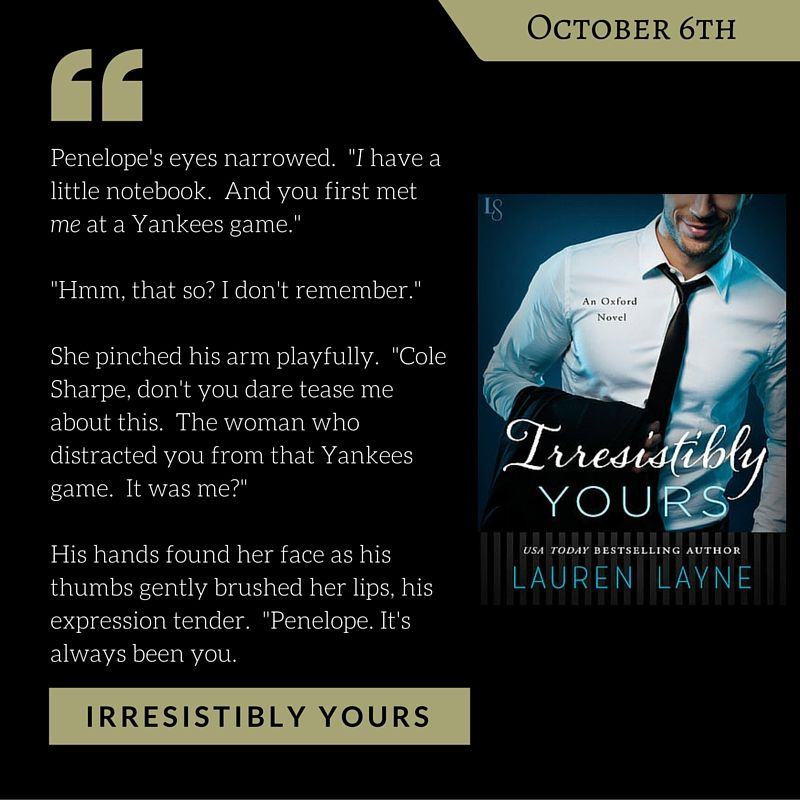 Irresistibly Yours - Layne Lauren | Audiolibro Tantor ...
