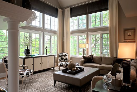 Interior Design by James E. Ruud - Warm, Tailored and Comfortable ...