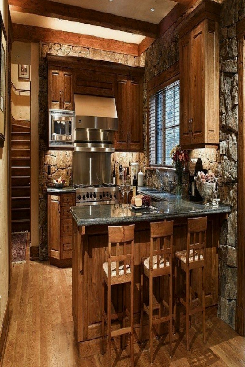 Awesome Rustic Kitchen Ideas You Should Create For Your Kitchen