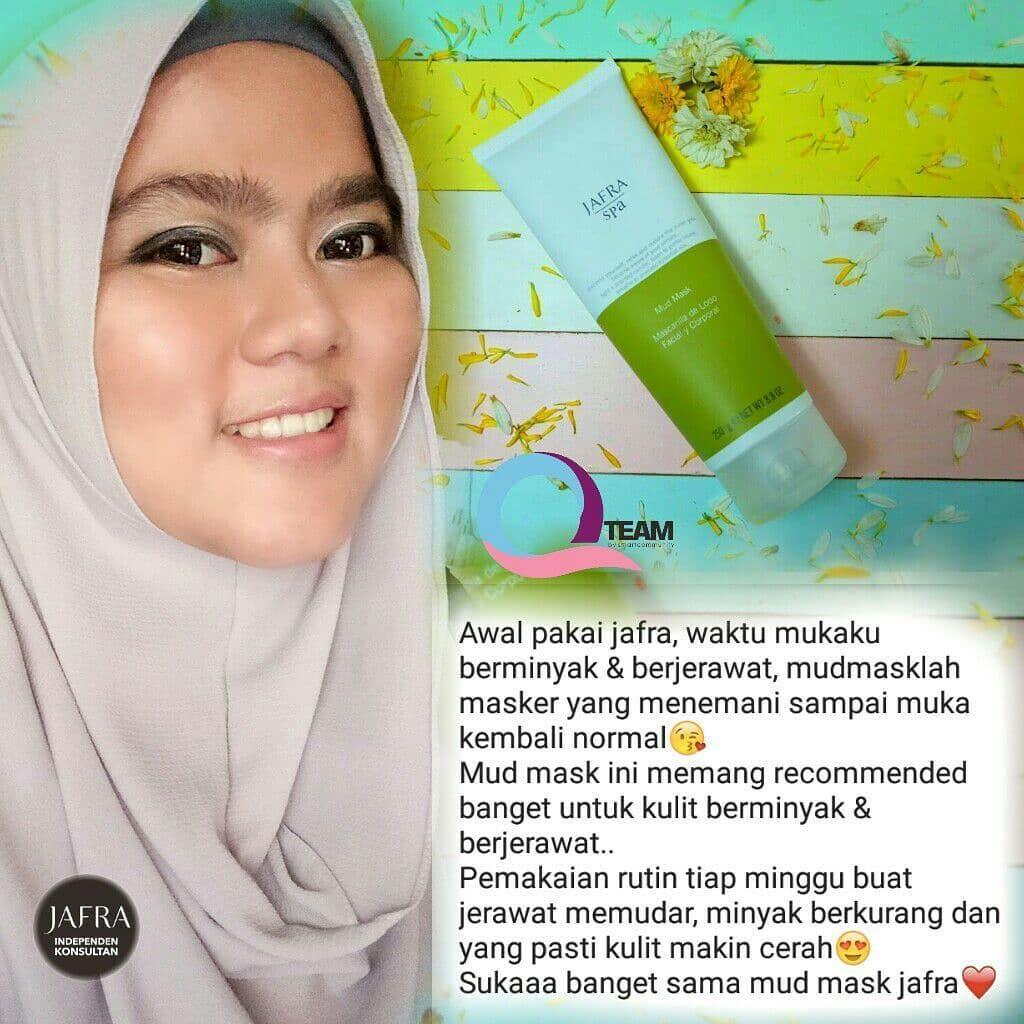 Review Masker Jafra Mud Mask Untuk Jerawat