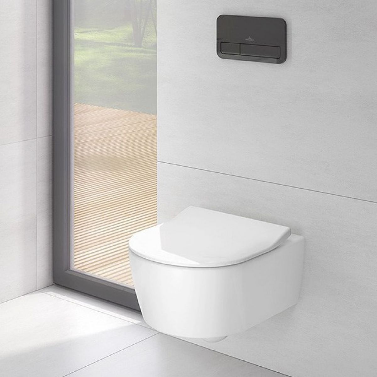 Villeroy Boch Avento Wall Mounted Toilet Rimless Toilet Bathroom Wall Mounted Toilet Bathrooms Direct Villeroy Boch