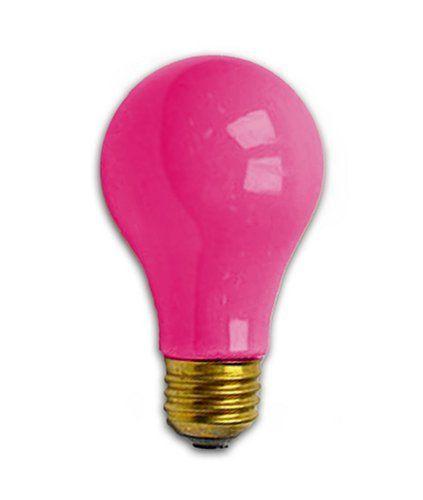 100 Watt A19 Pink Light Bulb by Sli, http://www.amazon.com/gp/product/B000CP1A2U/ref=cm_sw_r_pi_alp_R6Rjqb0P5N37E