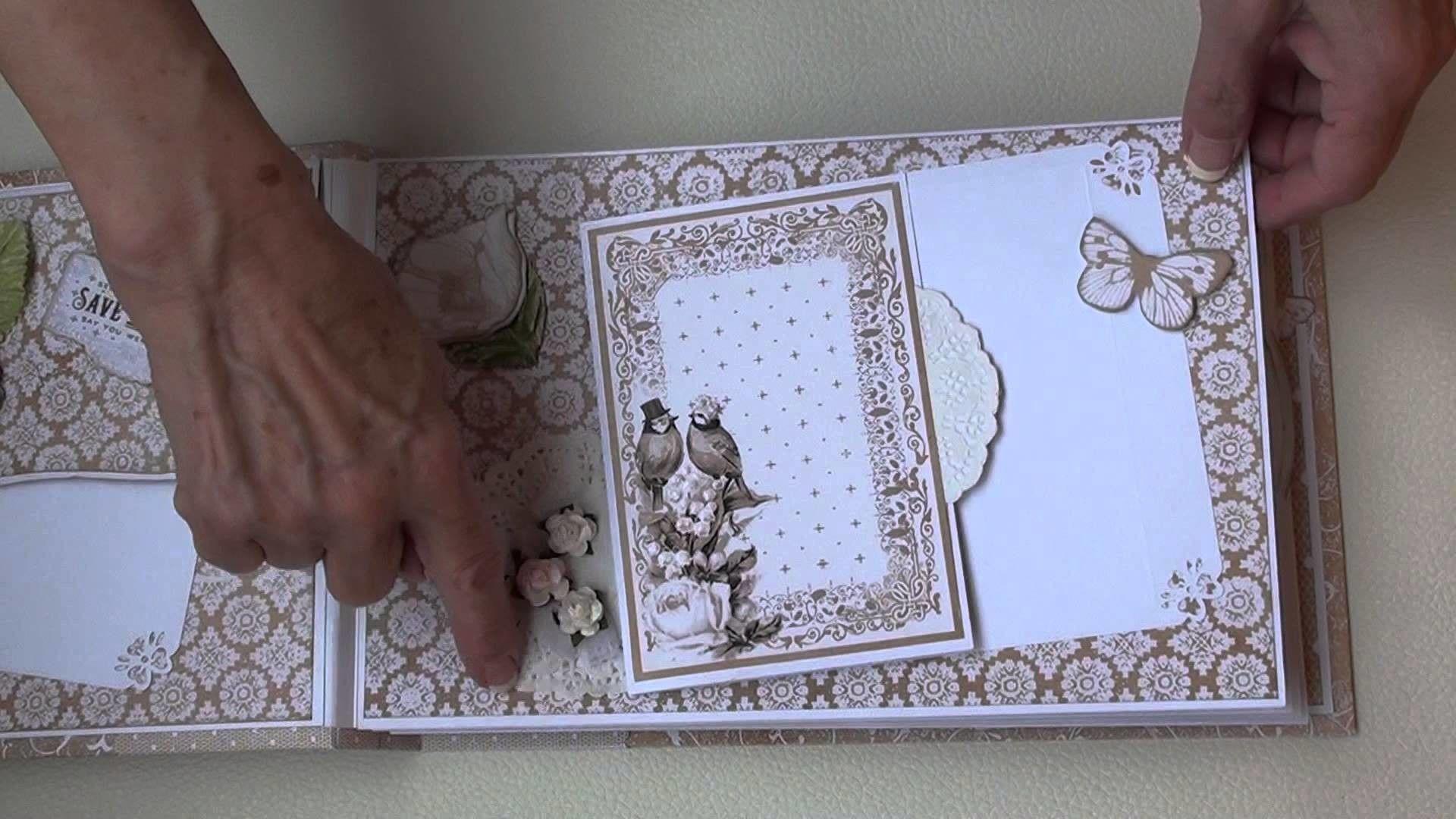 wedding album for stamperia diy wedding wedding paper and album