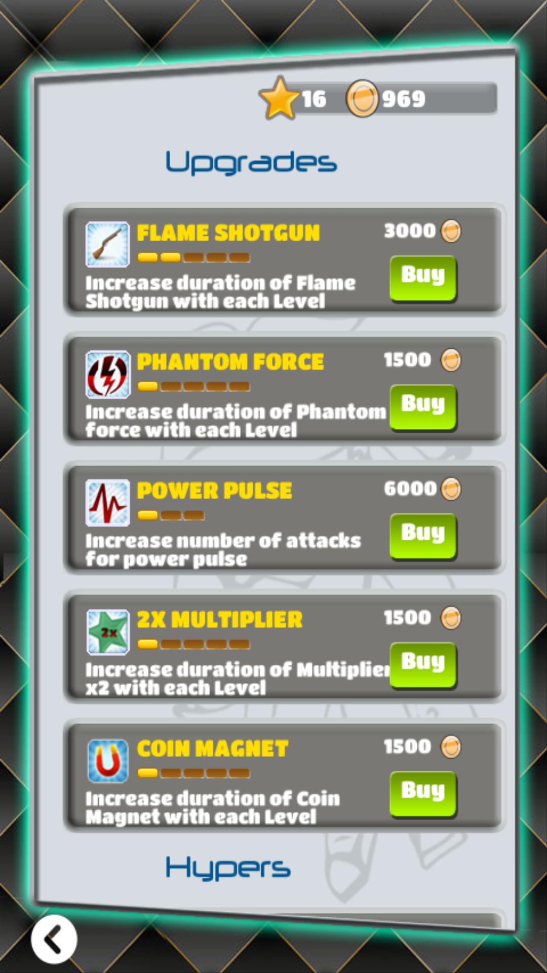 So much POWER!!! https://play.google.com/store/apps/details?id=com.pfungames.PhantomFall