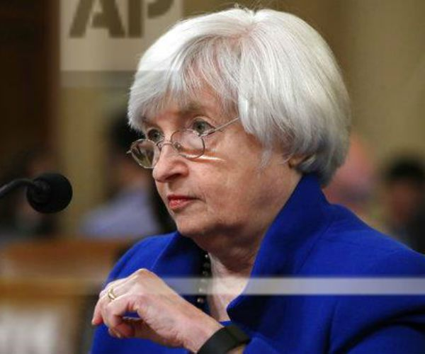 janet yellen /// you should read the delusional comments ...