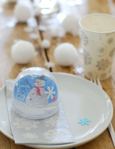 Wunderschön Gemacht: Winter Kindergeburtstag
