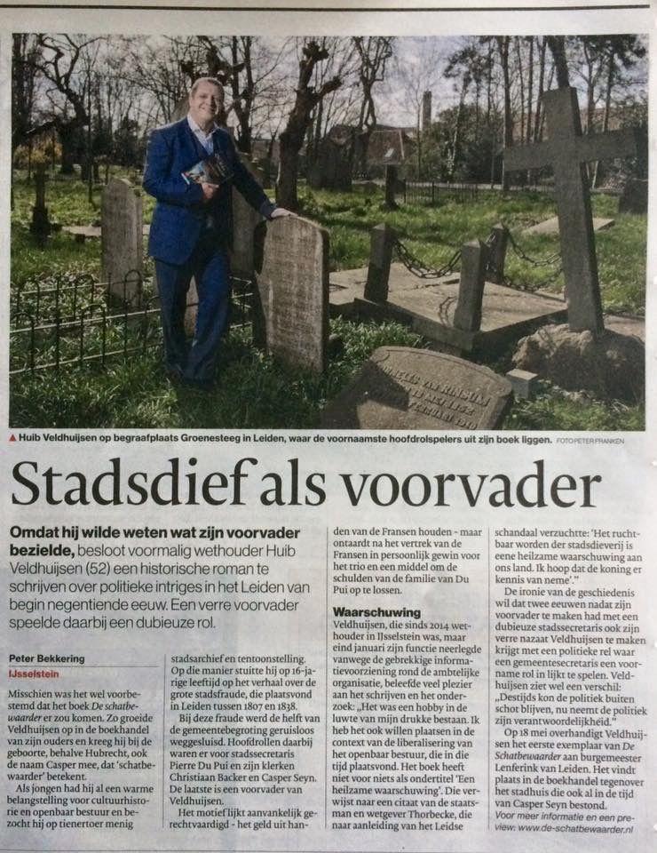 Algemeen Dagblad, 1 april 2017.
