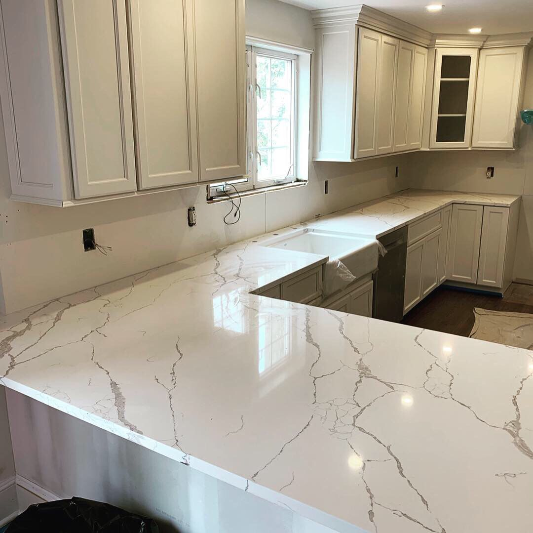 Quartz Countertops Seams Quartz Kitchen Countertops Modern Kitchen Quartz Quartz Countertops