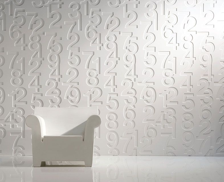 Number Wall Panels... LOVE