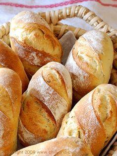 Italienische Rosmarin-Kartoffel-Brötchen