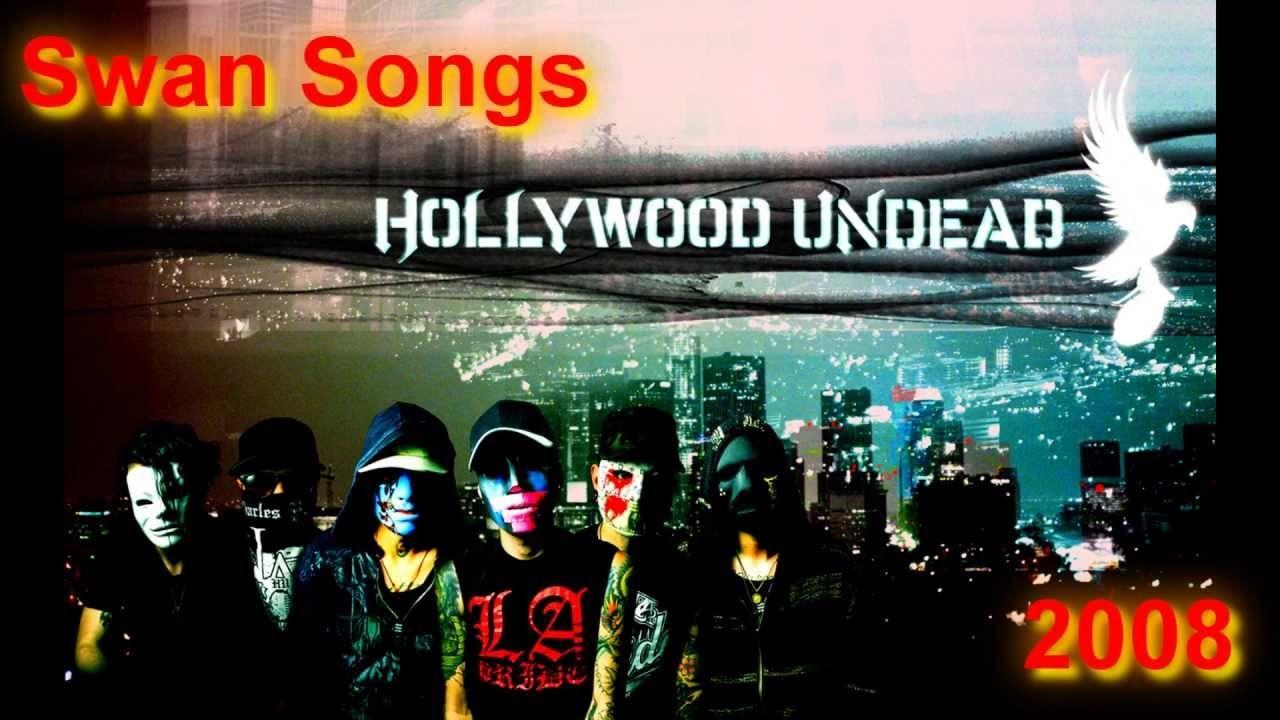 Hollywood undead swan songs 2008album hollywood