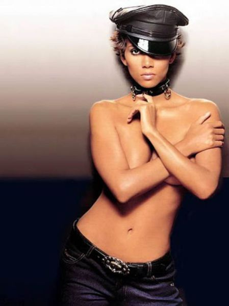 Halle berry most sexy