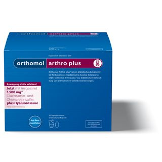 Orthomol Orthomol Arthro Plus Producto Natural Indicado