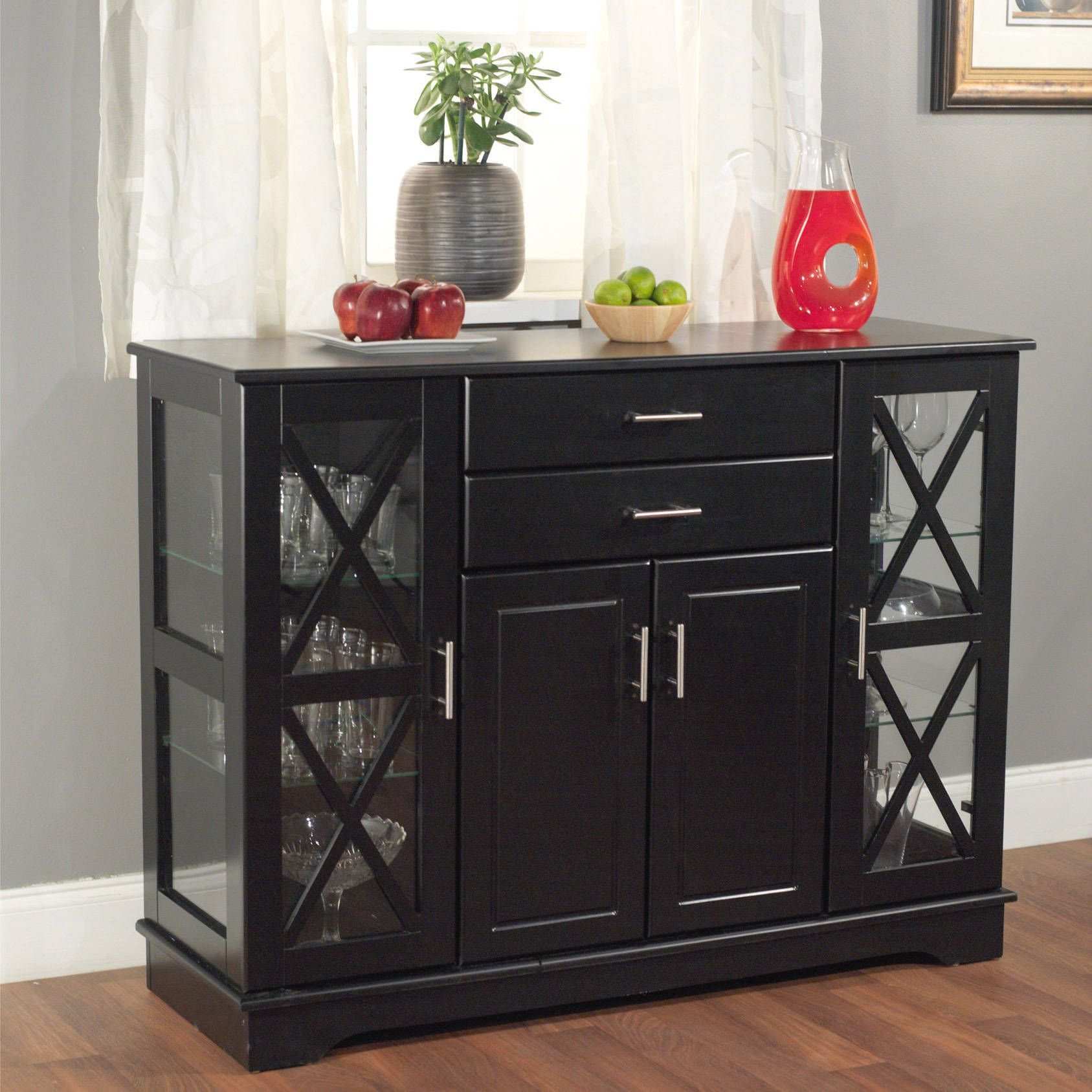 Buffets Sideboards And China Cabinets Are Ideal For Displaying Storing Fine