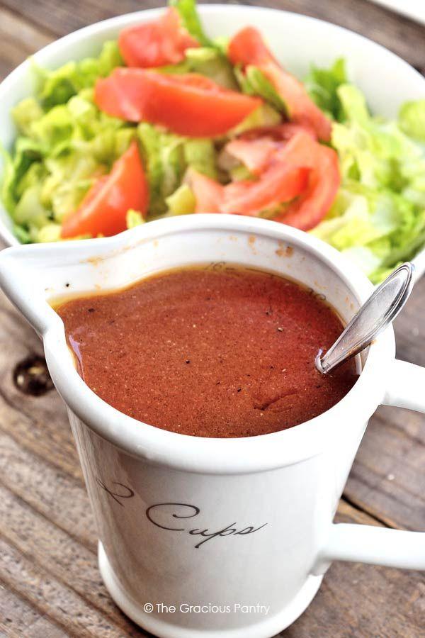 Französisches Dressing Rezept | Gesundes Salatdressing | Die liebenswürdige Speisekammer   – Salad everything