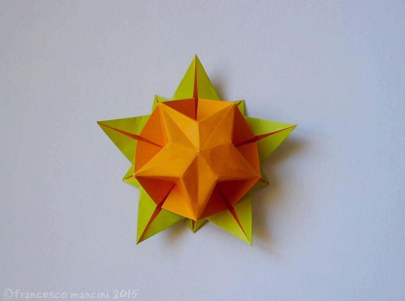 Fleur géomeritque