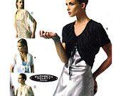 Vogue Sewing Pattern V8885 Misses' Jacket