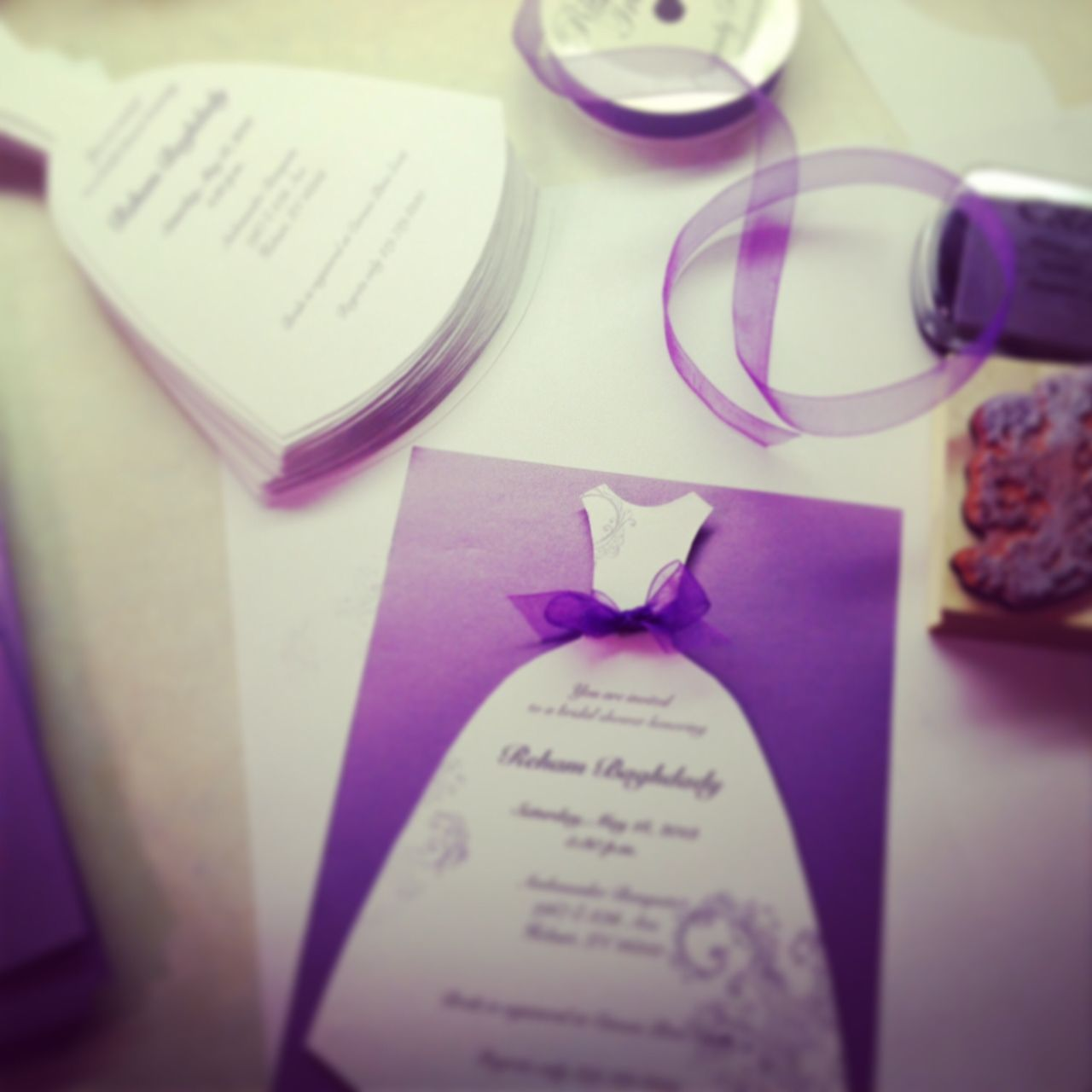 Pin by Faryal Nadeem on its Party TIM3 Pinterest – Homemade Wedding Invitations Ideas Free