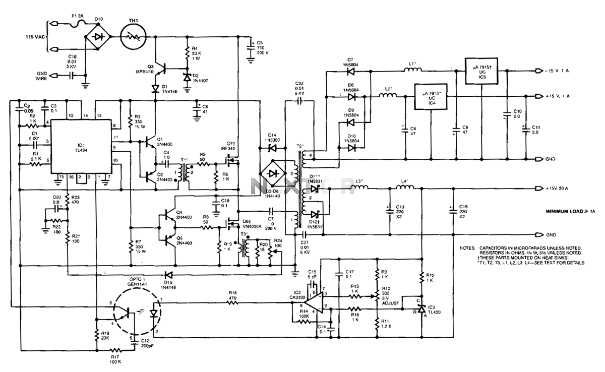 100Khz-multiple-output-switching-power-supply - schematic ... on electronic engineering drawings, electronic engineering diagrams, electronic components diagrams, electronic components drawings, electronic board drawings, electronic drawing tablet, electronic procurement, electronic cad drawings, electronic assembly, electronic circuit drawings, gun drawings, electronic cable drawings, electronic construction drawings, electronic safety, mechanical engineering drawings, electronic technical manuals, p-51 mustang drawings, electronic display drawings, electronic box drawings, electronic architecture drawings,