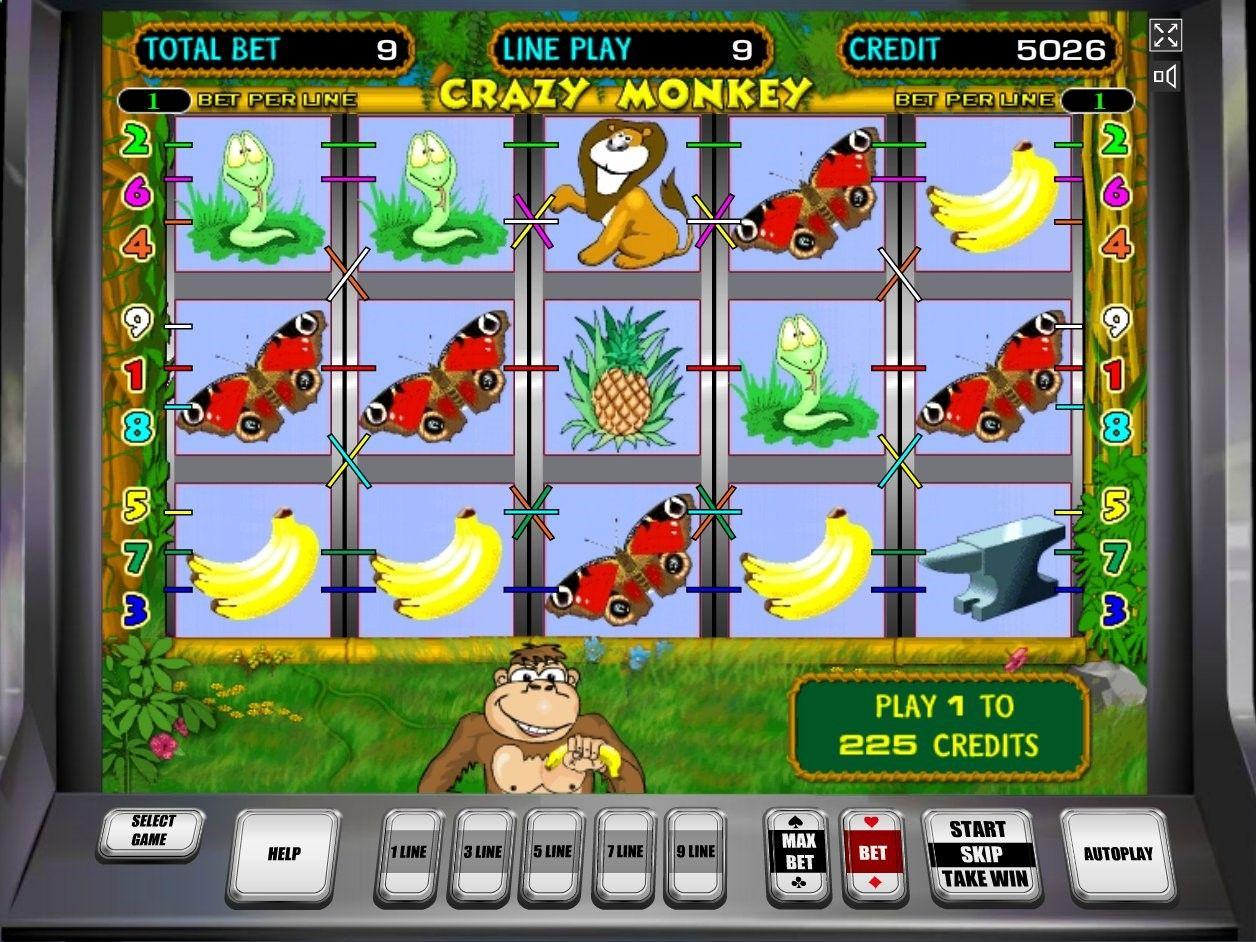 Crazymonkey казино онлайнi игровые автоматы apex онлайнi
