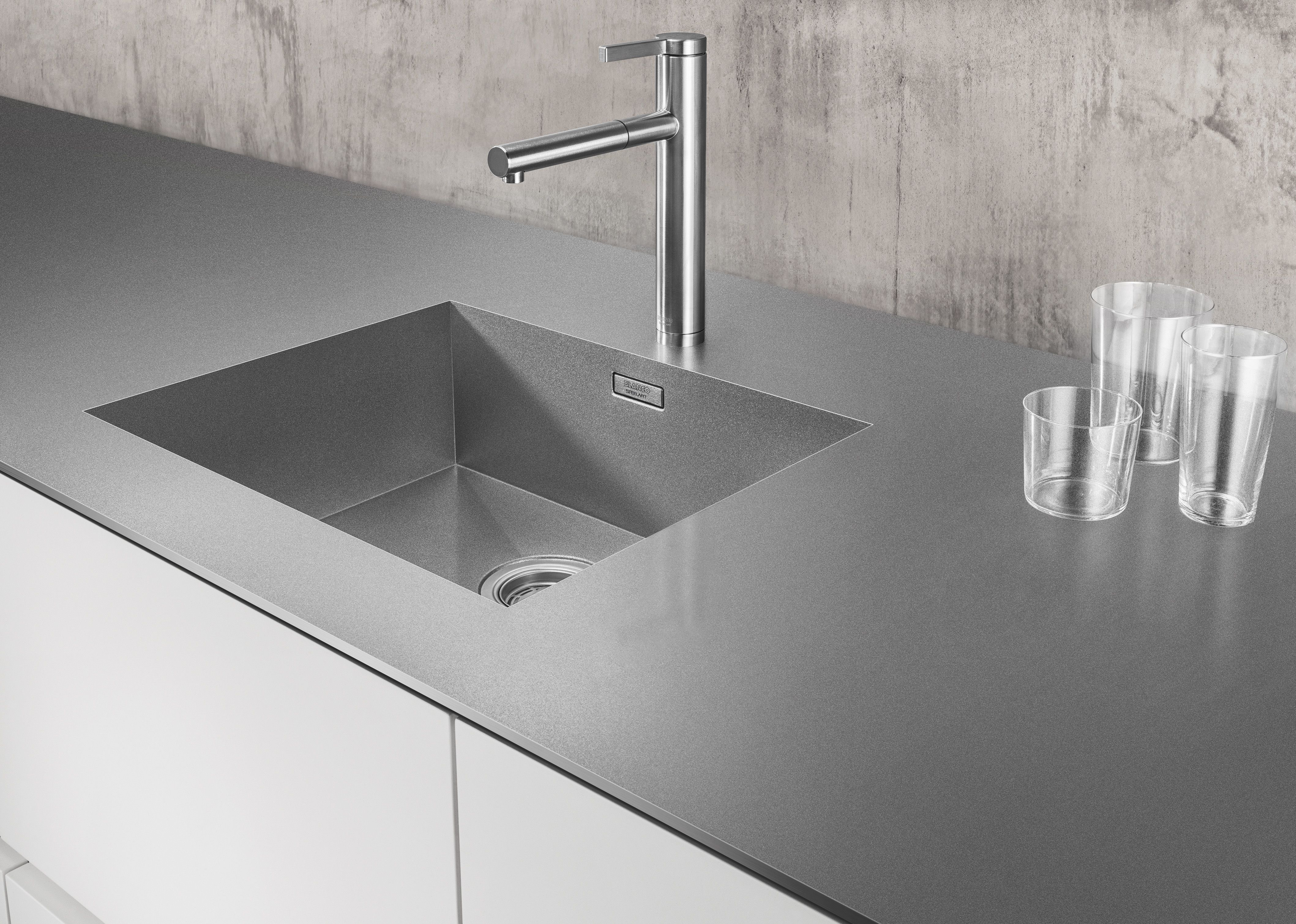 stainless steel benchtop thin edge - Google Search | Equipment ...