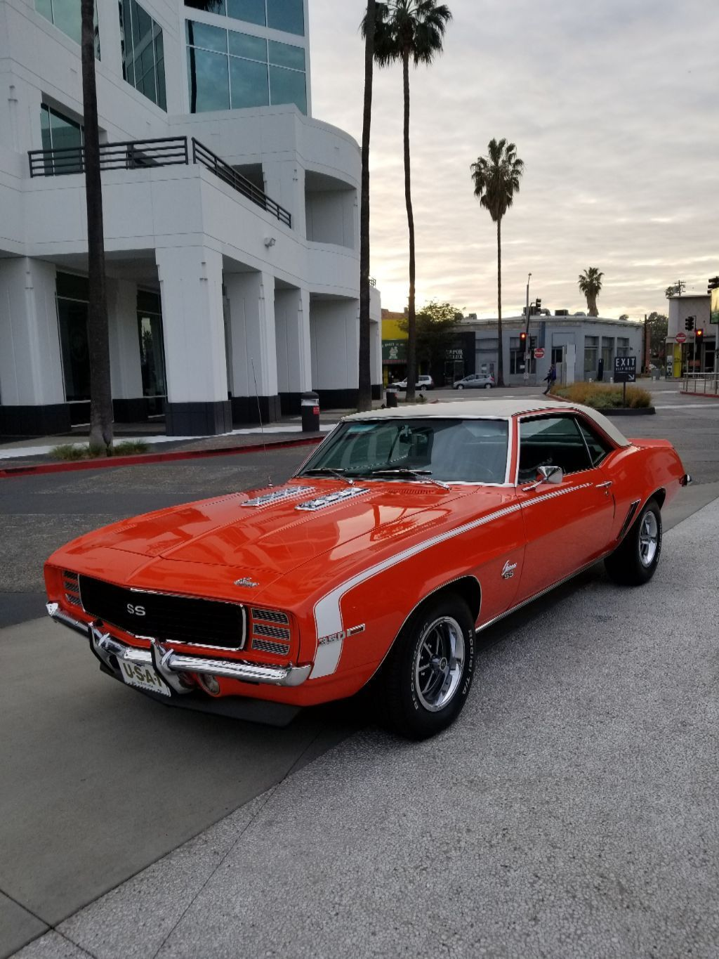 Amazing 1969 Chevrolet Camaro RS Fully Loaded Matching Numbers 1969