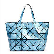 7875222f66 Quilted Sequin Shoulder Bag Geometric Lattice Laser Ladies Handbag Women  Summer