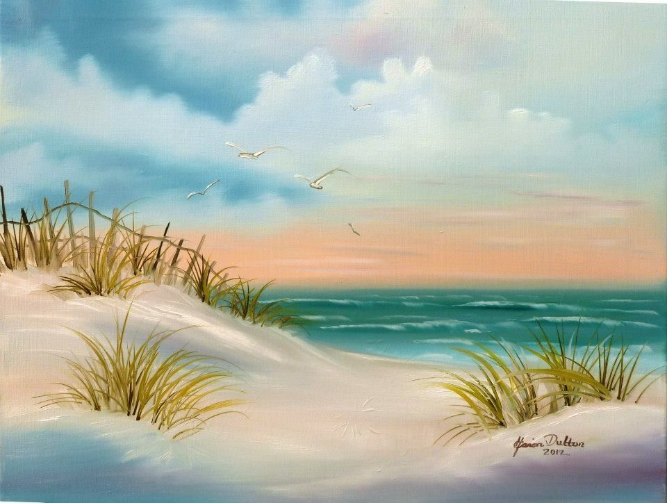 Pin By Debbie Story On Beach Painting Inspiration Beach Canvas Paintings Summer Painting Canvas Painting Diy