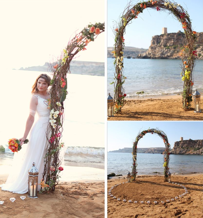 Beach Wedding Ceremony Europe: Pin On ROMANTIC & PRETTY SHABBY