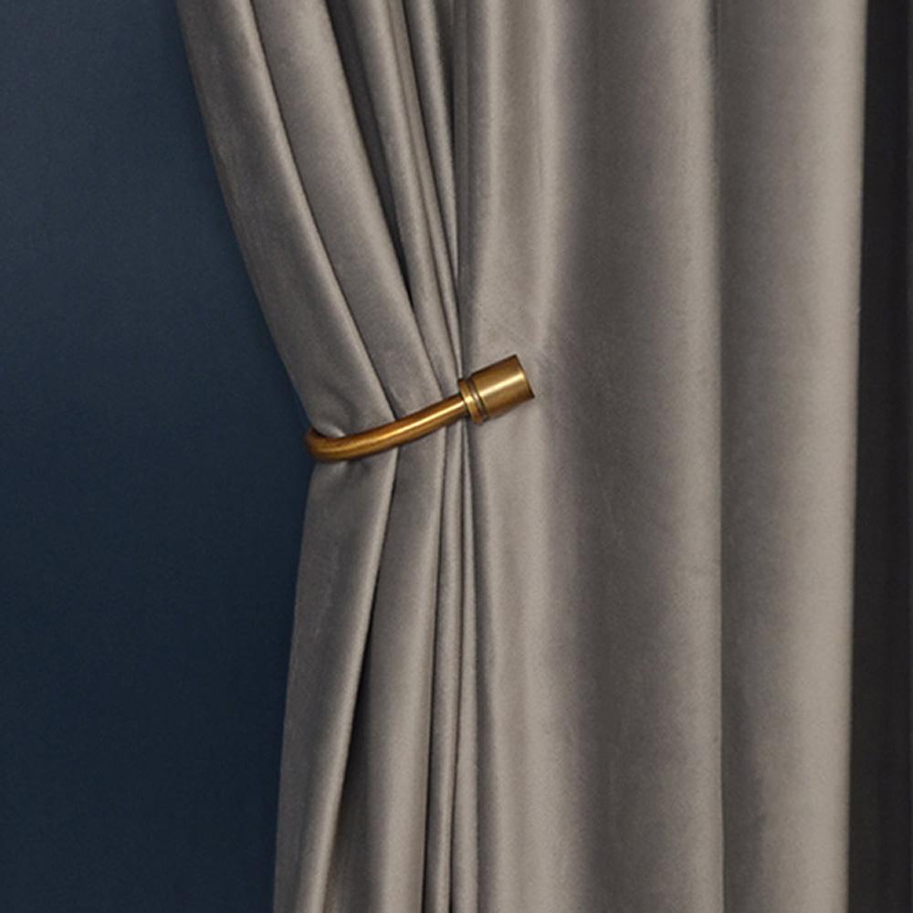 Eleganter Vorhang Grau Fur Schlafzimmer In 2020